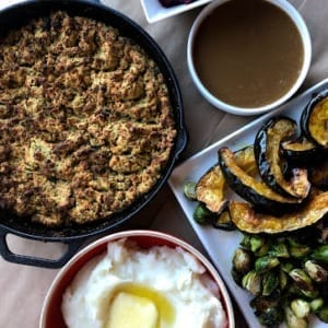 Prepared Thanksgiving Sides and Meals